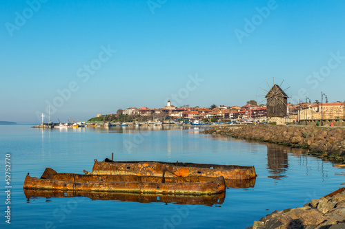 Old town of Nesebar