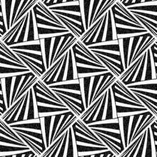 Seamless texture géométrique.