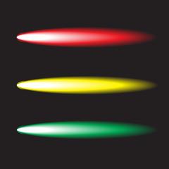 kırmızı sarı yeşil ışık