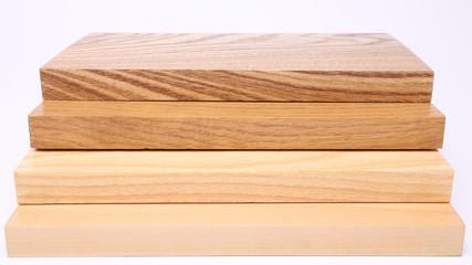 Different wood textures