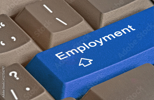 Hot key for employment