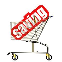 Saving cart