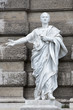 Marble roman statue: Cicerone - 52759588