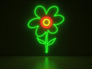 Flower - Series Neon Signs