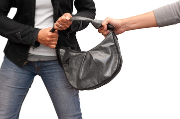 Furto borseggio