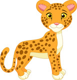 Cite cheetah cartoon