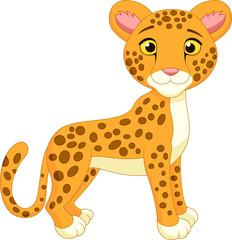 Cite cheetah cartoon