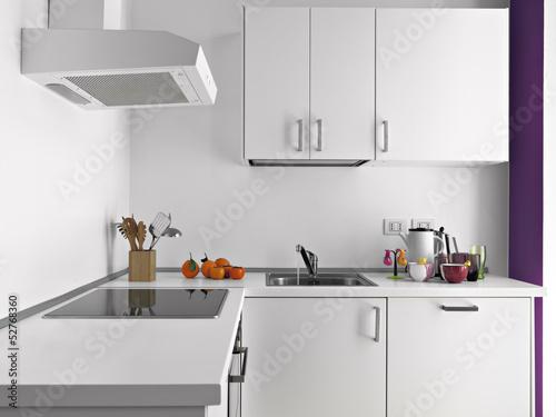 dettaglio di una cucina moderna