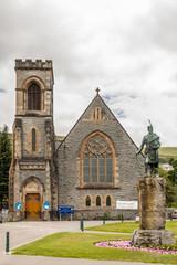 Building, Duncansburgh Macintosh parish church, Fort William, Sc