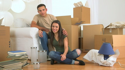Mexican couple moving out
