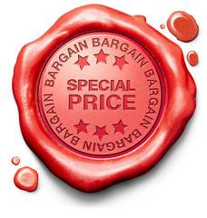 special price bargain