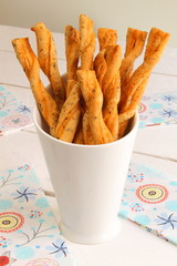 Puff pastry twists