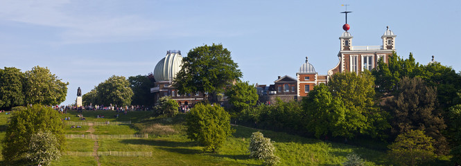 Royal Observatory in Greenwich, London