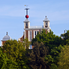 The Royal Observatory in Greenwich, London