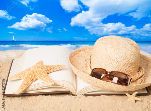 Open Summer  Book