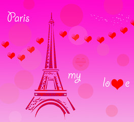 Paris i love you