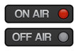 On Air Off Air Buttons