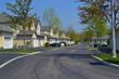 Suburban neighbourhood.