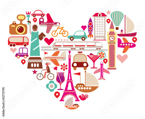 Travel Heart