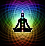 Meditating in Energy Matrix
