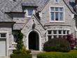 large stone house