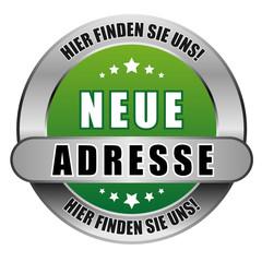 5 Star Button grün NEUE ADRESSE HFSU HFSU