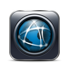 Global Communication App Icon
