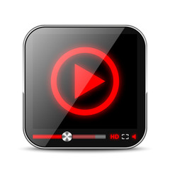 Media Player App Icon
