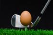 golf mit ei