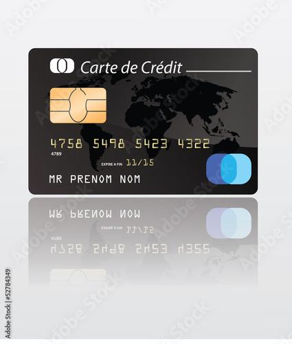 carte bleue - carte VISA