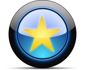 Favorite star button