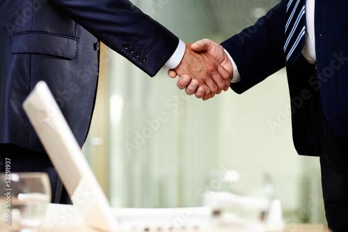 Symbol of cooperation