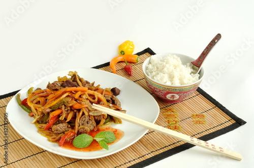 chinesisches Gericht