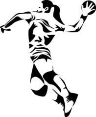 women handball