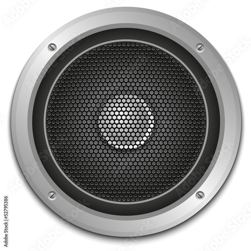 Audio speaker icon 6