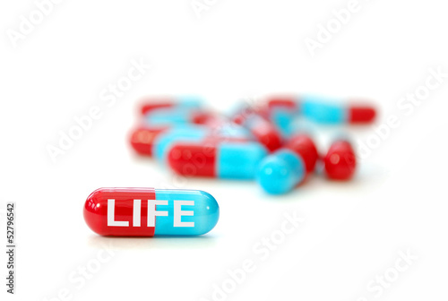 Pill of life