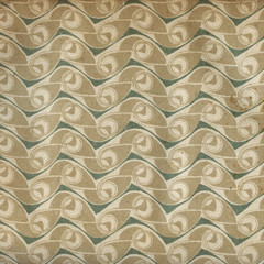 Vintage wallpaper - Chain