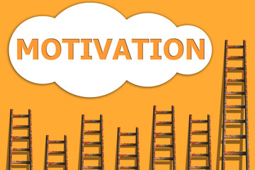 Motivation,wordding about success of business