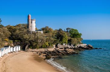 Noirmoutier - Plage de l'Anse Rouge