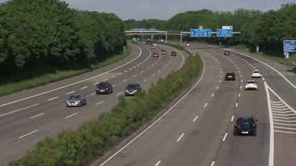 Autobahn Video / Motorway Video Clip