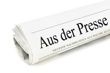 Aus der Presse