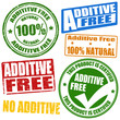 Additive free stamps