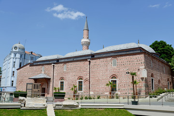 Djumaya Mosque in Plovdiv,Bulgaria