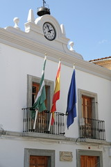 Town hall,Hornos de Segura,Segura and Cazorla sierra,Jaen,Spain