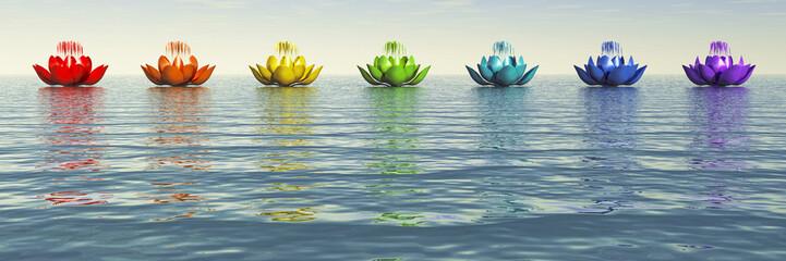 Chakra Lotus