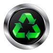 Recycle Button With Large Rim