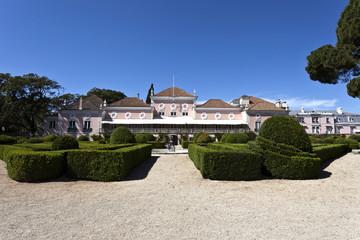 Belem Palace, Lisbon, Portugal