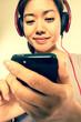 Musik am Phone