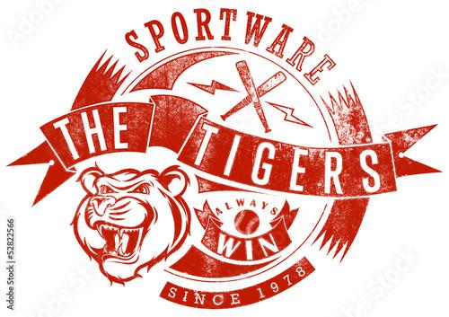 The Tigers sportswear