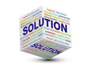 cube 3d solution